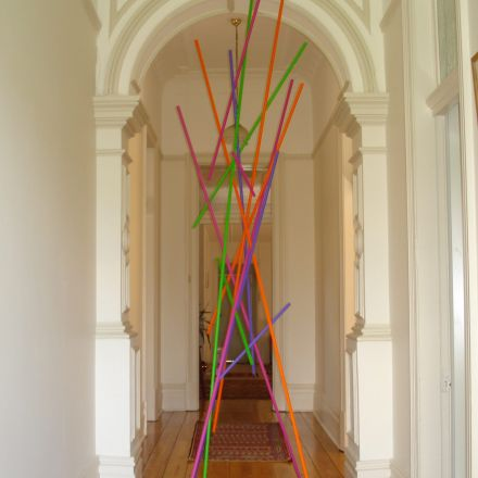 Pick-up Sticks, by Chris Packer 2011