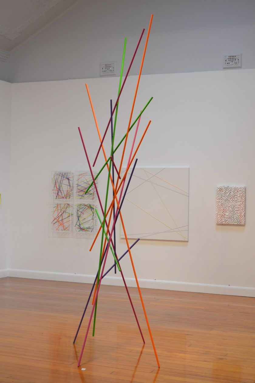 Pick-up Sticks in The Edge at Annandale Galleries
