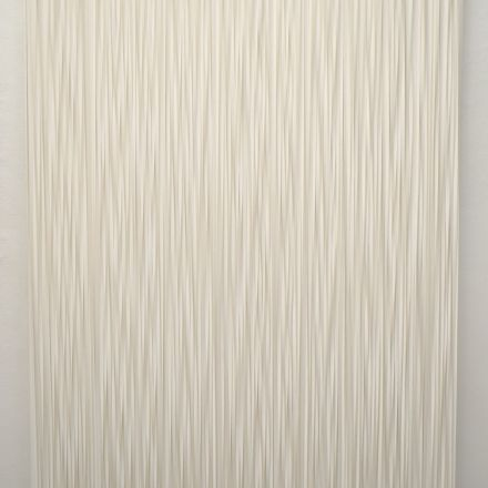 Nua by Chris Packer, 213 x 137 cm, gesso on cotton tape on canvas, 2019
